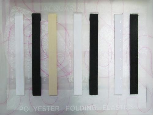 Polyester Folding Elastics