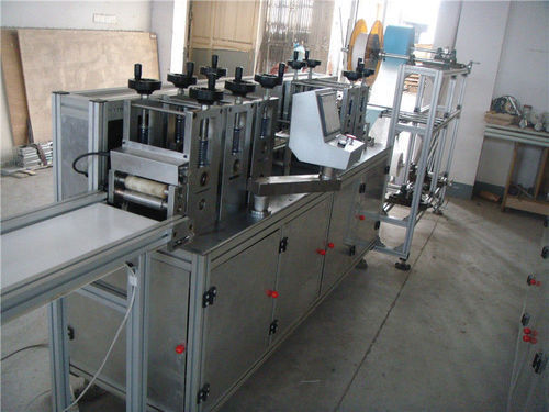 Surgical Masks Making Machine