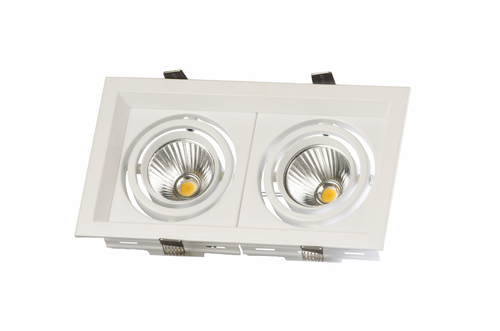 NEW ROUND COB DOWNLIGHT, 30Watt
