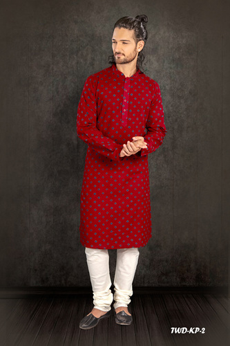 Churidar Kurta Pajama For Mens