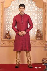 Cotton Churidar Kurta Pyjama
