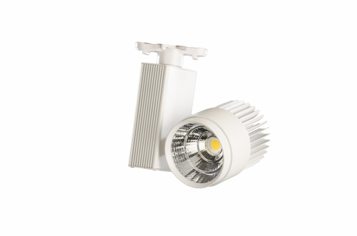 COB LED TRACKLIGHT, 24WATT