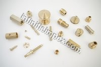 Brass Regulator Spindle Parts