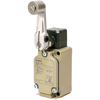 OMRON WLCA2-7-N LIMIT SWITCH