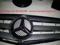 Front Grill Mercedes Benz car