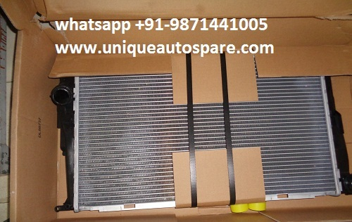 Radiator condenser Mercedes C class E class car
