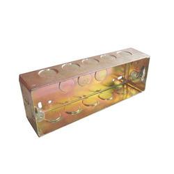6 module modular box