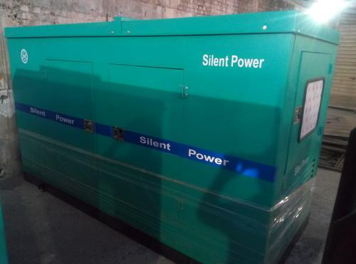 75 KVA Silent Generator