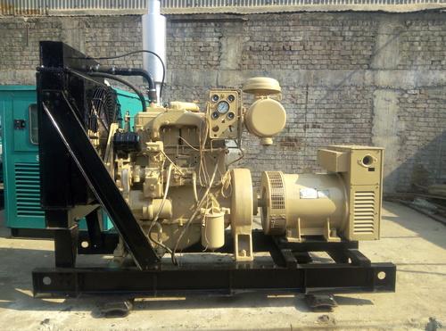Industrial DG sets