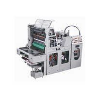 Single Color Offset Machines