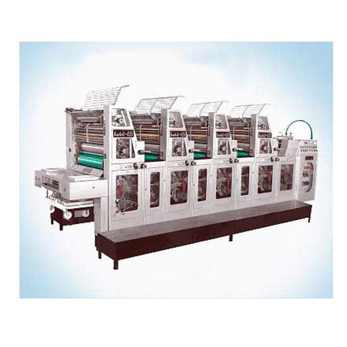 Four Color Offset Machines