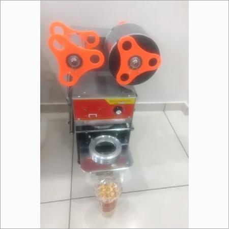 Juice Glass Sealing Machine