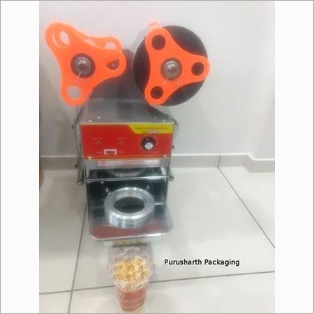 ButterMilk Glass Sealing Machine