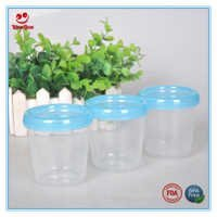 Multi-Functional Breast Milk Storage Container 180ml