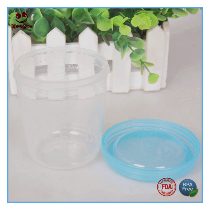 Multi Functional Breast Milk Storage Container 180ml Manufacturer