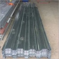Trapezoidal Metal Sheet