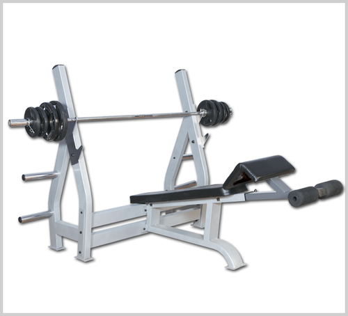 Gym Handle Rack