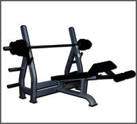 Gym Handle Rack