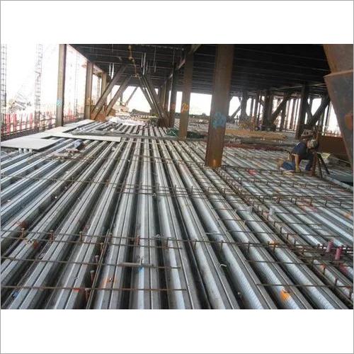 Composite Metal Deck Floor