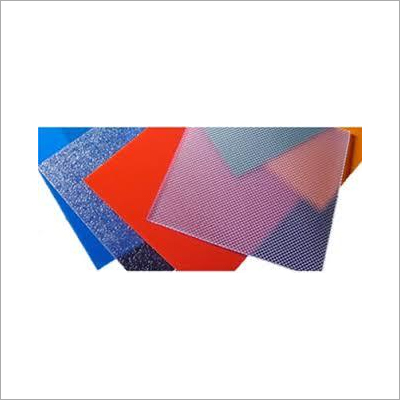 Textured Polycarbonate Sheets