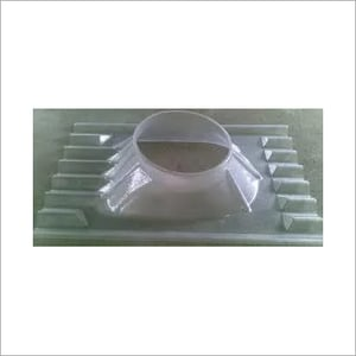 Polycarbonate Air Ventilator Base Plates