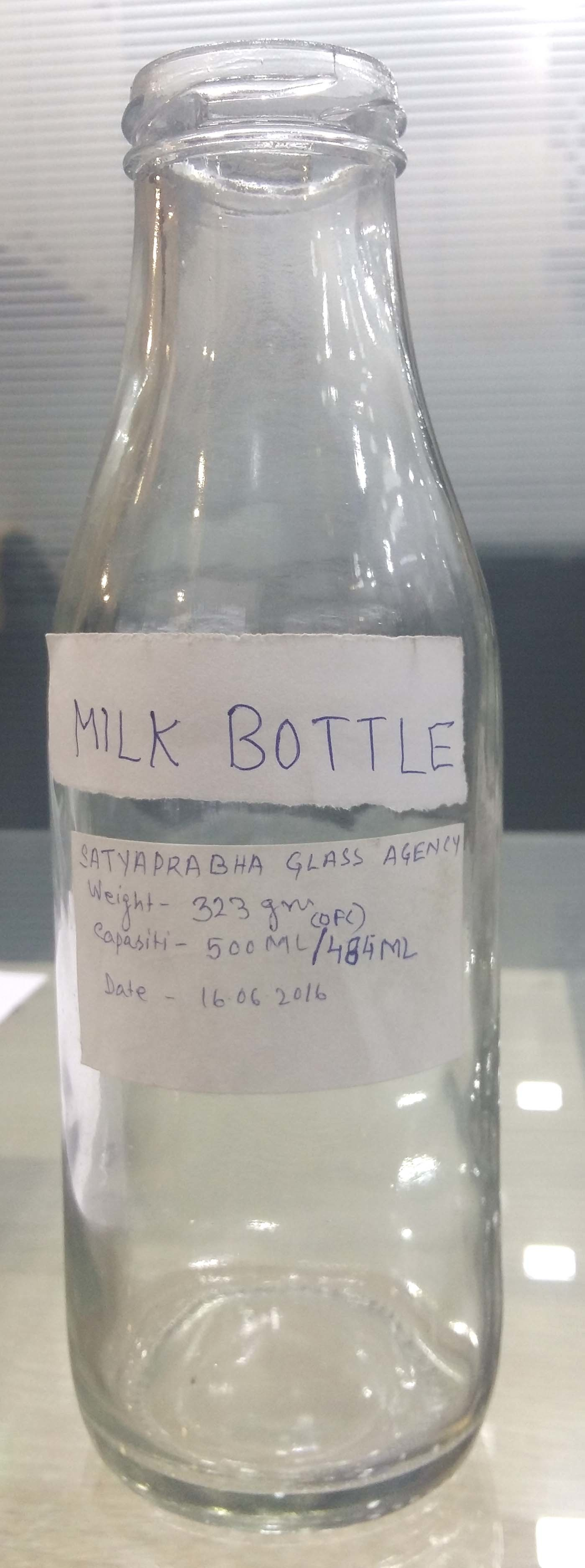 500 ML MILK BOTTLE