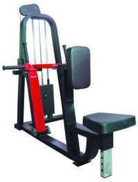 VERTICAL ROWING MACHINE