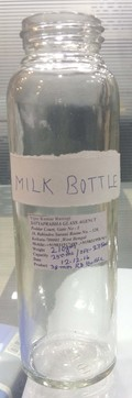 250 ML MILK BOTTLE