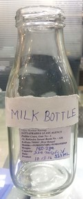 300 ML MILK BOTTLE