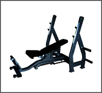 MULTI FUNCTIONAL FLAT INLINE-DECLINE BENCH