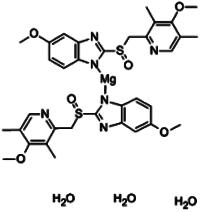 Esomeprazole magnesium trihydrate
