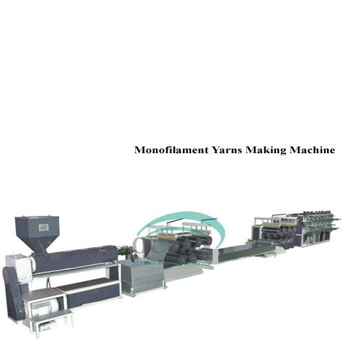 Monofilament Yarns Making Machine