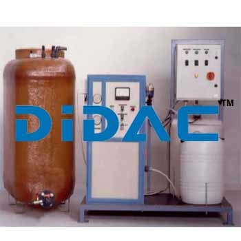 Saline Water Reverse Osmosis Desalination Plant