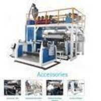 Extrusion Coating Lamination Plant for 12 Ft Woven Sack