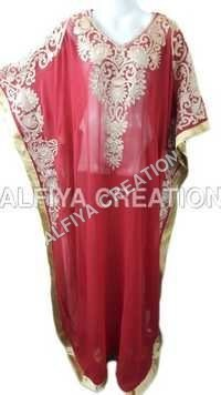 African evening wedding wear kaftan