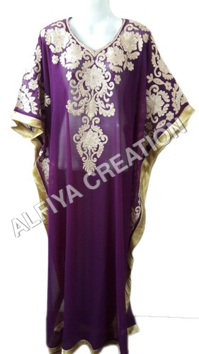 Casual wear Islamic jalabiya kaftan