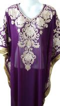Casual wear Islamic jalabiya kaftan