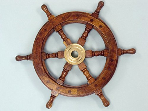 Sailor's Ship Wheel 12