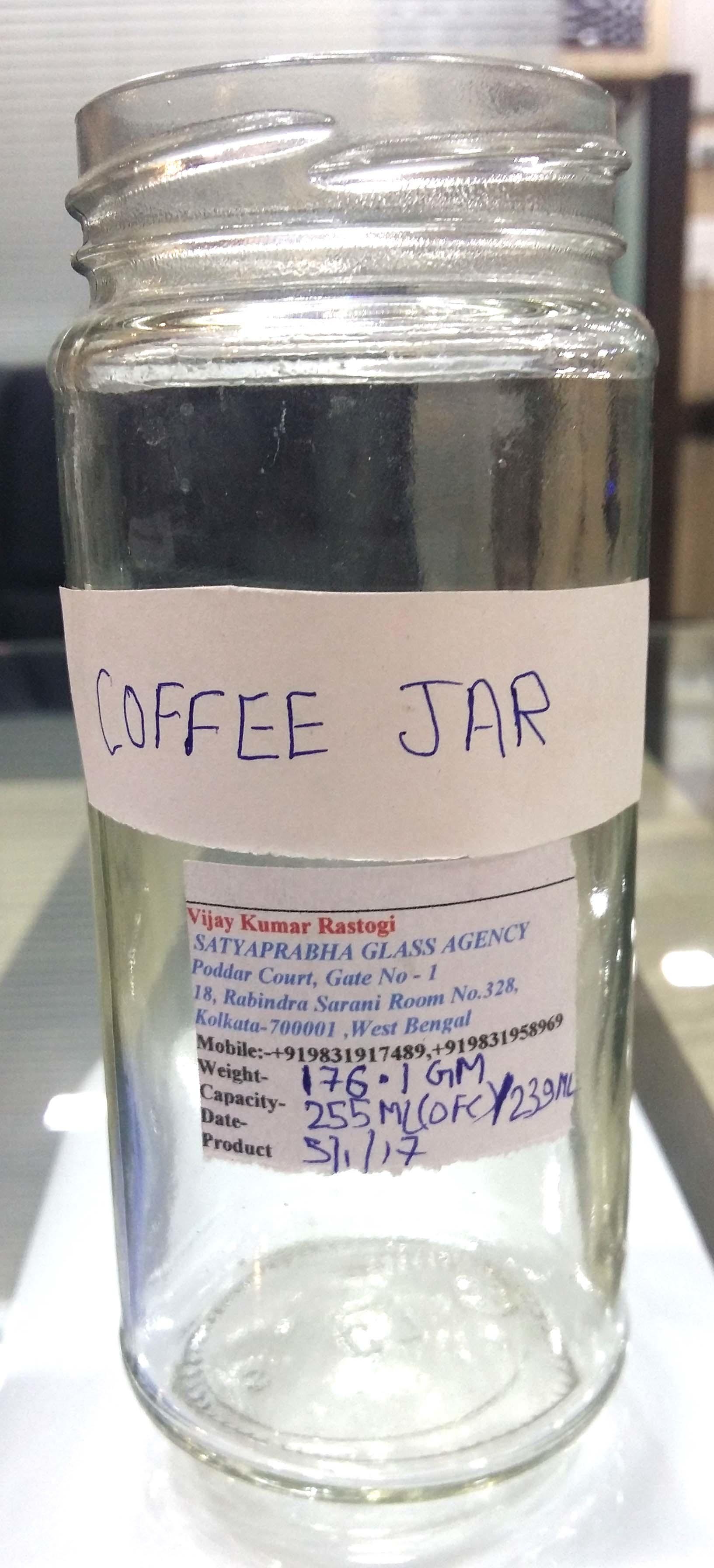 200 GM COFFEE JAR