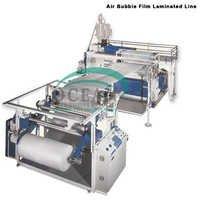 Air Bubble Film Foil Lamination Machine