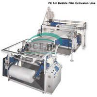 PE Air Bubble Film Extrusion Line