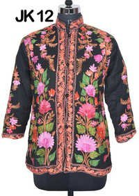 Silk Embroidered Jackets