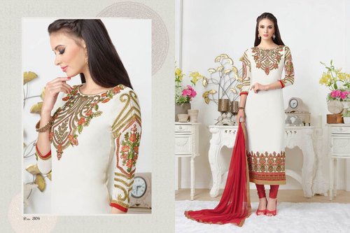 Fancy Straight Salwar