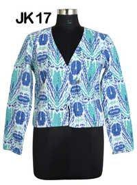 New Kantha Quilt Jacket