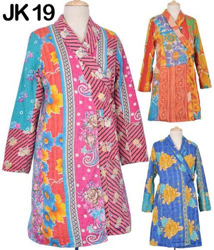 Designer Kantha Jacket
