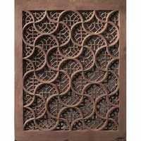 Mughal Red Sandstone Jali