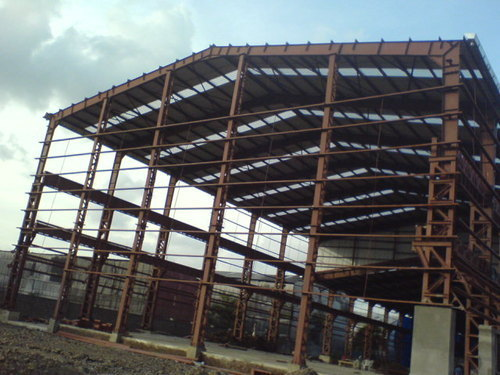 Industrial Structures Fabrication