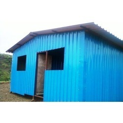 Industrial Tin Shed