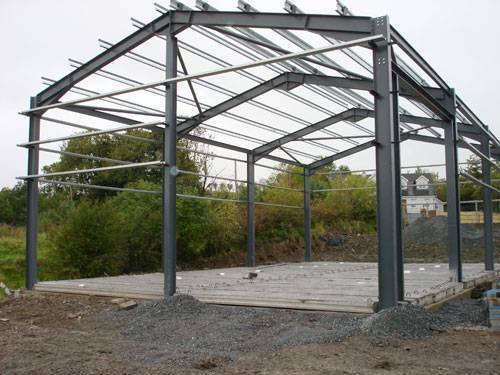 Iron Structure Service