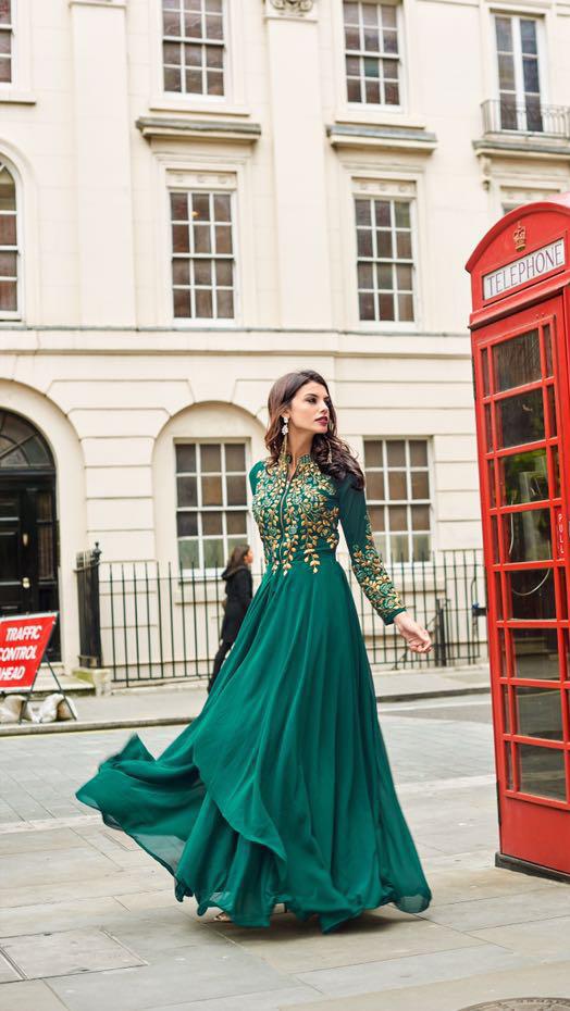 Designer Anarkali Suits Anarkali Dress Designs